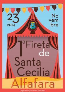 I Fireta de Santa Cecilia Alfafara 2014