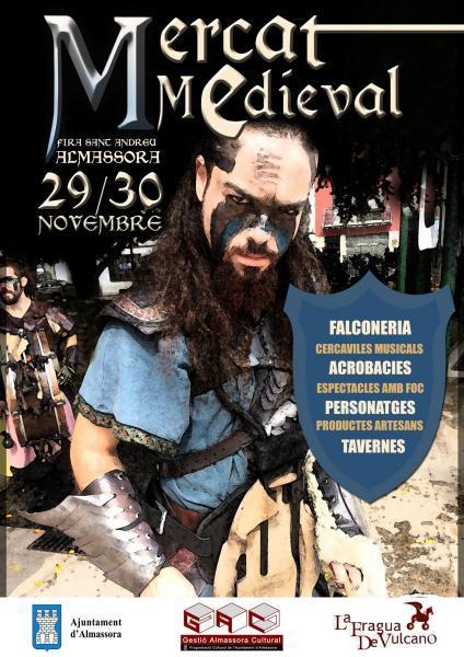 """Feria de """"Sant Andreu"""" en Almazora"""