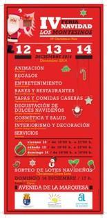 IV Feria de Navidad de los Montesinos