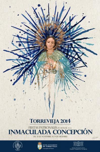 Fiestas Patronales en Honor a la Inmaculada Concepción