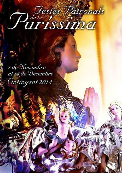 Fiestas de la Purísima Ontinyent 2014
