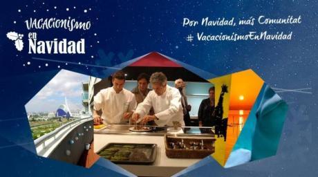 Navidades vacacionistas en la Comunitat Valenciana