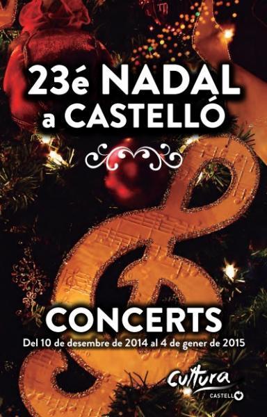 XXIII Nadal a Castelló 2014