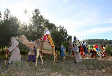Auto Sacramental de los Reyes Magos de La Cañada 2014