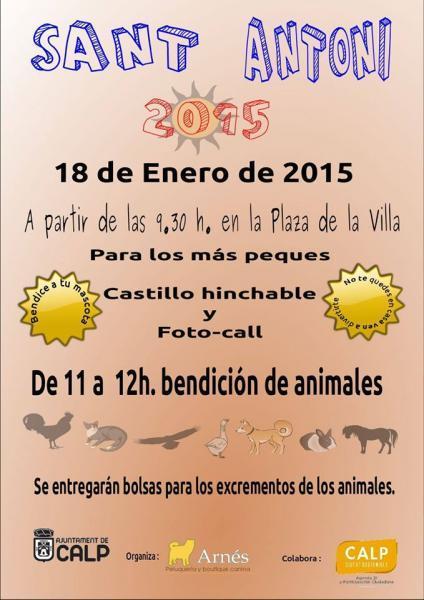 Sant Antoni Calpe 2015