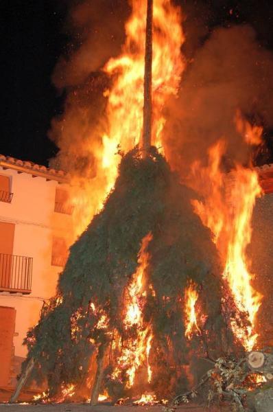 Festividad de San Antonio en Palanques