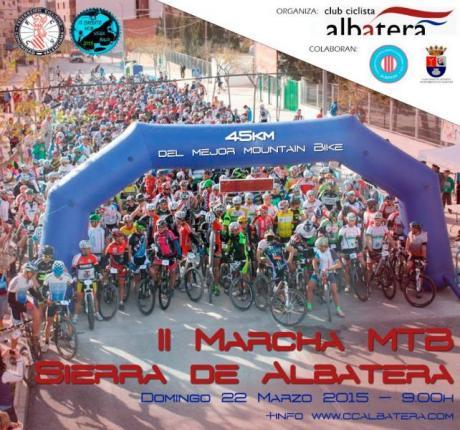 """II MARCHA MTB """"SIERRA DE ALBATERA"""""""