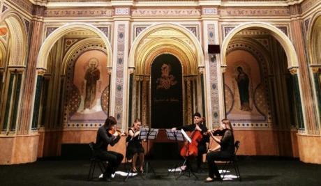 Los conciertos de la Beneficencia