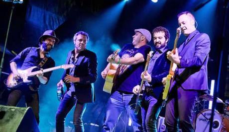 Konzerte in Viveros, der Beginn der Falles von Valencia