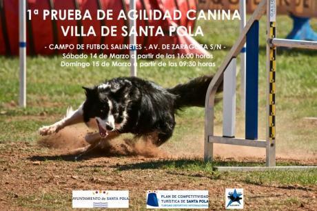 1ª Prueba de Agilidad Canina Villa de Santa Pola