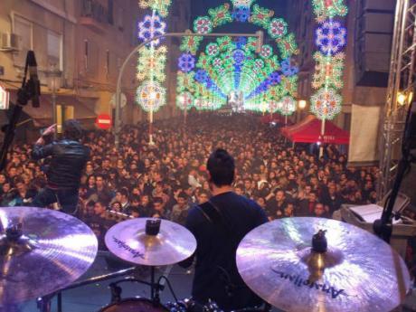 Verbenas Valencia Fallas 2015