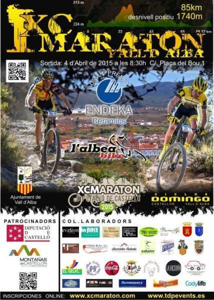 El  XCMaraton Vall D'Alba