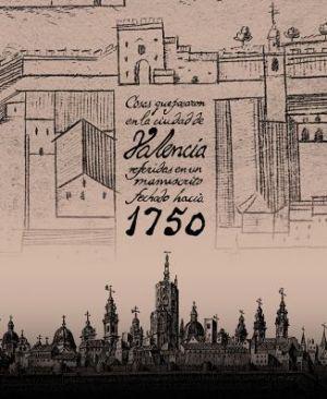 Valencia 1750 en el Museo de Bellas Artes.