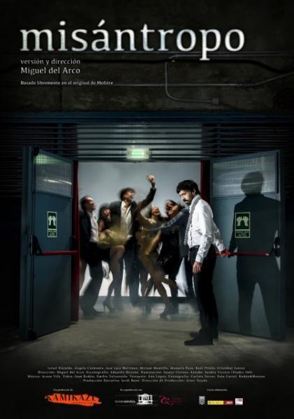 Teatro: Kamikaze Producciones presenta: Misántropo