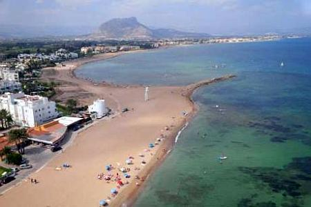 Windsurfing Denia