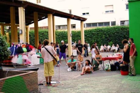 Distrito 008, urban festival in Extramuros