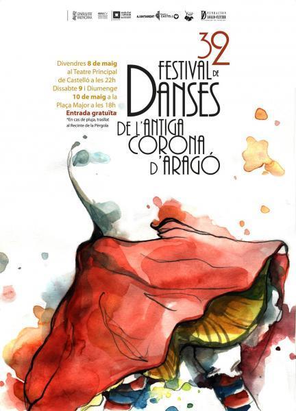 Festival de danzas de la Antigua Corona de Aragón
