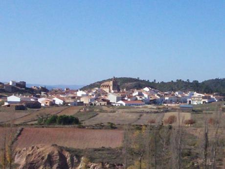 Fiestas de Santa Barbara en Pina de Montalgrao