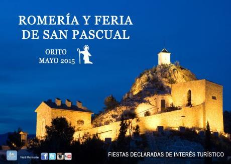 Romería y Feria de San Pascual de Orito Mayo 2015
