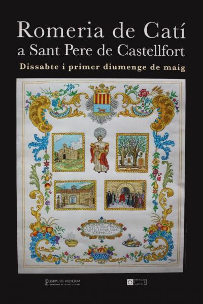 Romeria de Catí a Sant Pere de Castellfort