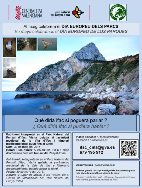 Día Europeo de los Parques: ¿Qué diría Ifac si pudiera hablar?