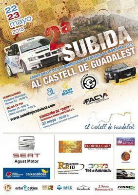II Subida de montaña El Castell de Guadalest
