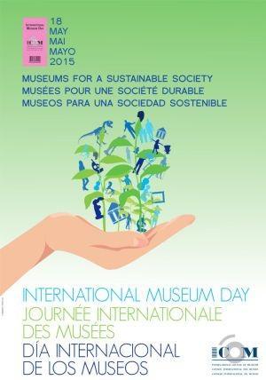 Día Internacional de los Museos 2015