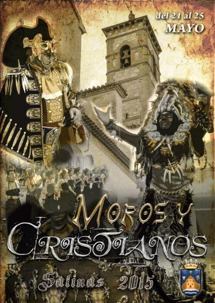 Fiestas Moros y Cristianos de Salinas 2015