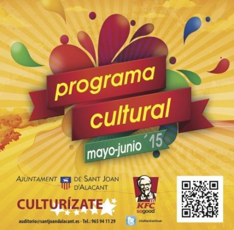 Programa Cultural Mayo San Juan de Alicante 2015