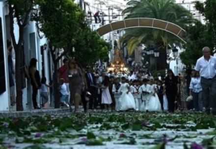 Fiesta Corpus del Convento