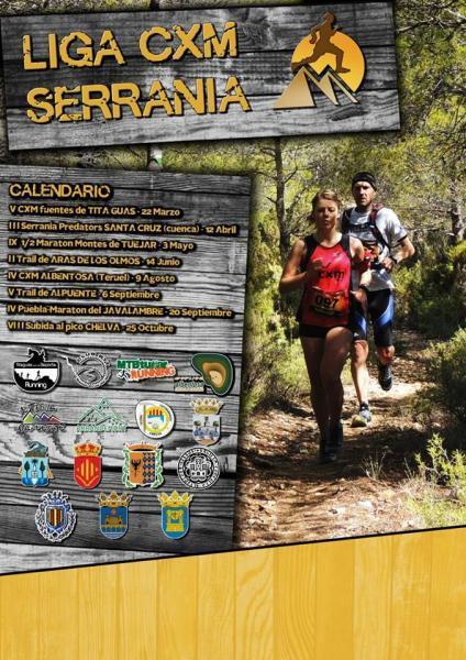 II Trail de ARAS DE LOS OLMOS - 14 de junio 2015