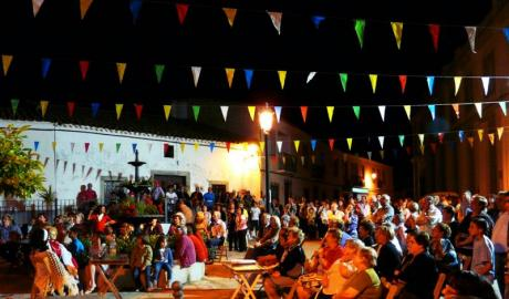 Summer Festivals in Benimallunt