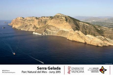 Parque Natural del Mes de Junio: Serra Gelada