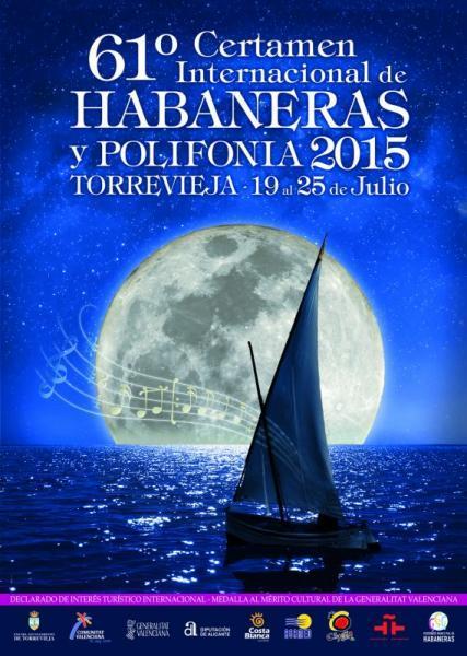 61ºCertamen Internacional de Habaneras y Polifonía de Torrevieja