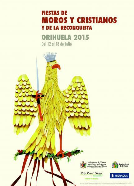 Fiestas de Moros y Cristianos y de la Reconquista Orihuela 2015