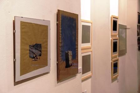 "Exhibition""Ingrávida"""