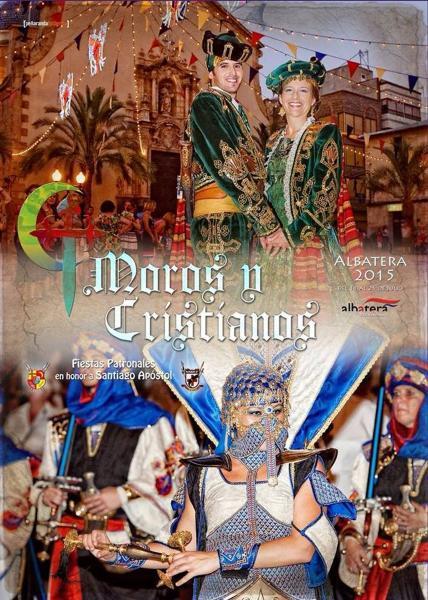 Fiestas Patronales en Honor a Santiago Apóstol 2015