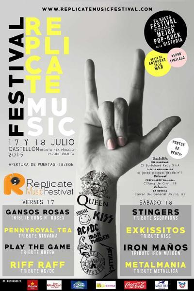 Replicate Music Festival