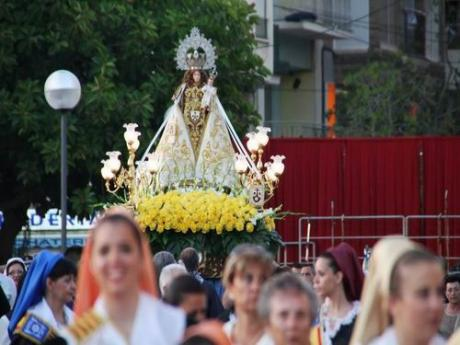 FESTIVITY OF VIRGEN DEL CARMEN. SANTA POLA