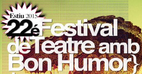 XXII Festival de Teatro con Buen Humor