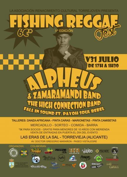 Fishing Reggae Fest en Torrevieja