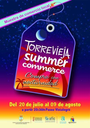 Torrevieja Summer Commerce
