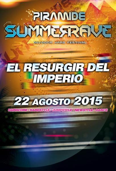 Summer Rave Cabanes