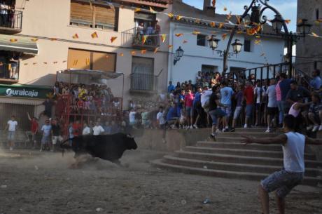Fiestas en Honor de San Roque y Virgen de Agosto en Arañuel