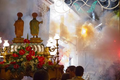 Fiestas en Llíber