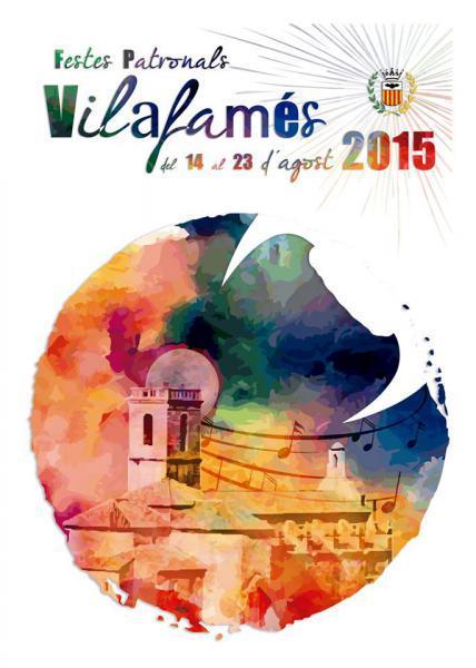 Fiestas Patronales. Vilafamés 2015.
