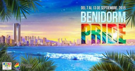 BENIDORM PRIDE, the funniest gay event of the year