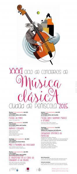 XXXI Ciclo de Conciertos de Música Clásica