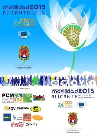 Semana Europea de la Movilidad Alicante 2015