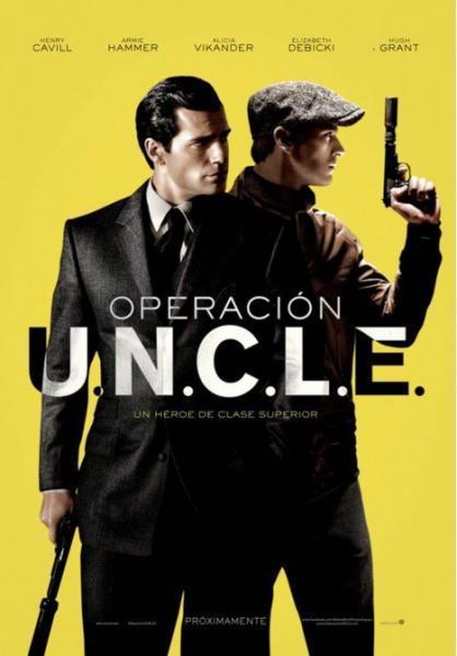 OPERACION U.N.C.L.E